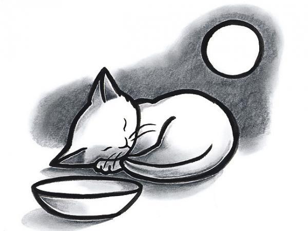 Kevin Henkes won in 2005 for <em>Kitten's First Full Moon.</em>
