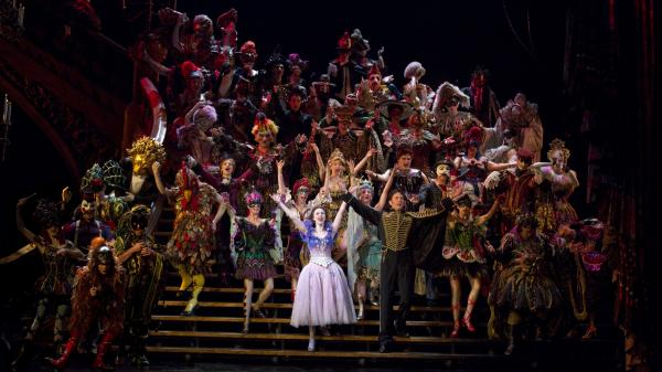 The current cast of<em> The Phantom of the Opera </em>celebrated an unprecedented Broadway milestone Jan. 26, when the show hit its 25th anniversary.