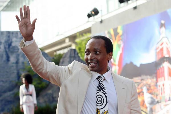 Patrice Motsepe in 2010.