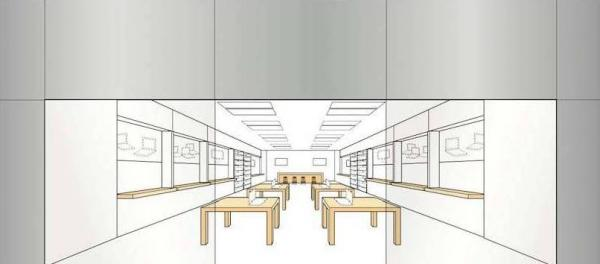 Apple has trademarked its minimalist store design.