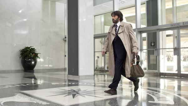 In <em>Argo</em>, Affleck plays CIA agent Tony Mendez, who must save six U.S. diplomats trapped in Iran.