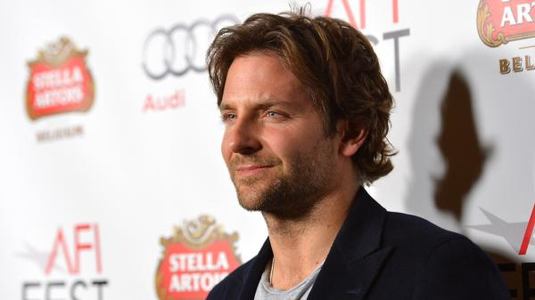 Bradley Cooper grew up a fan of the Philadelphia Eagles, one of several things he and his <em>Silver Linings Playbook</em> character share.