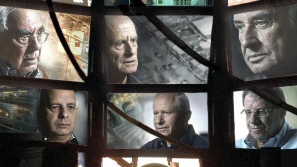 Dror Moreh's Oscar-nominated documentary, <em>The Gatekeepers,</em> features interviews with six leaders of Israel's Shin Bet domestic security service.