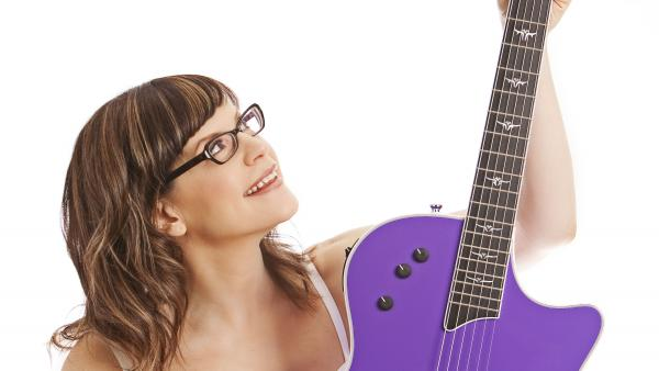 Lisa Loeb's newest album is called <em>No Fairy Tale</em>.