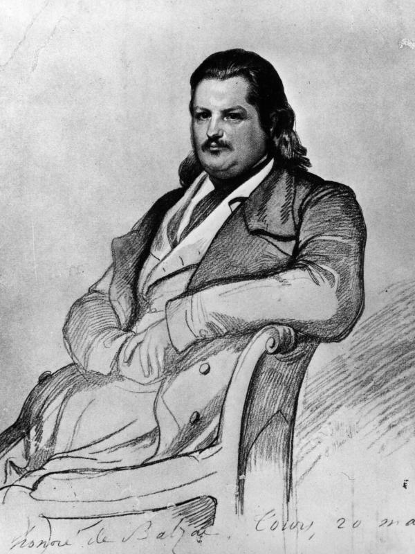 Before he became a founder of realism and an unlikely literary sex icon, the young Honoré de Balzac was proofreading legal filings.