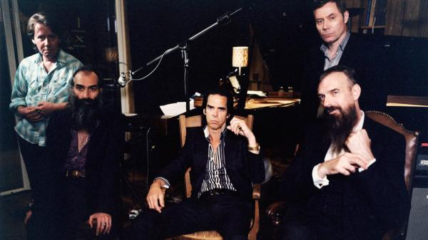 Nick Cave & The Bad Seeds' new album, <em>Push the Sky Away</em>, comes out Feb. 19.