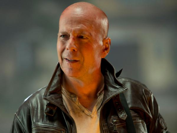 Bruce Willis returns as iconoclastic cop John McClane in <em>A Good Day To Die Hard</em>.