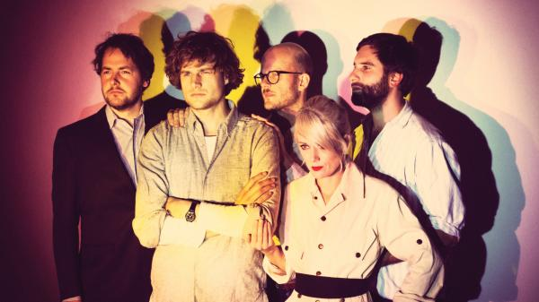Shout Out Louds' new album, <em>Optica</em>, comes out Feb. 26.