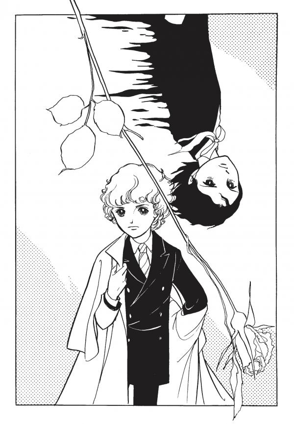 <em>The Heart of Thomas</em>, by Moto Hagio, was one of the first Japanese comics to deal with same-sex relationships.