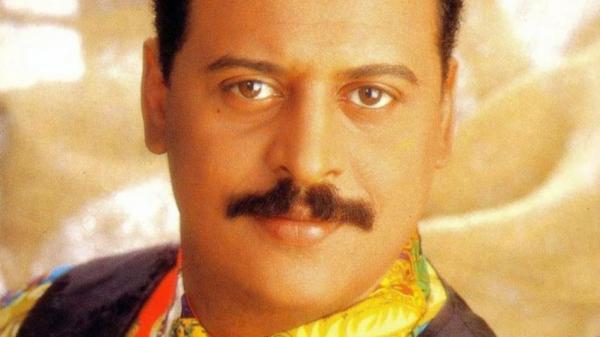 Merengue musician Wilfrido Vargas.