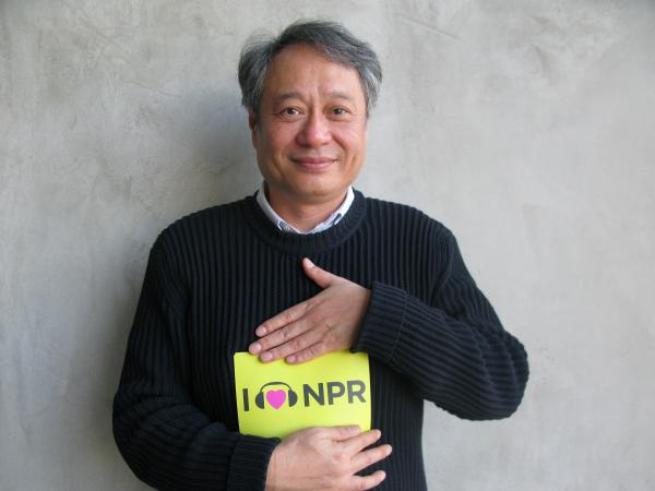 <em>Life of Pi</em> Director Ang Lee earned high honors from the Academy this year with a Best Director nomination, but we'll also give him props for sharing some real love for NPR. (http://n.pr/SUYV6V)