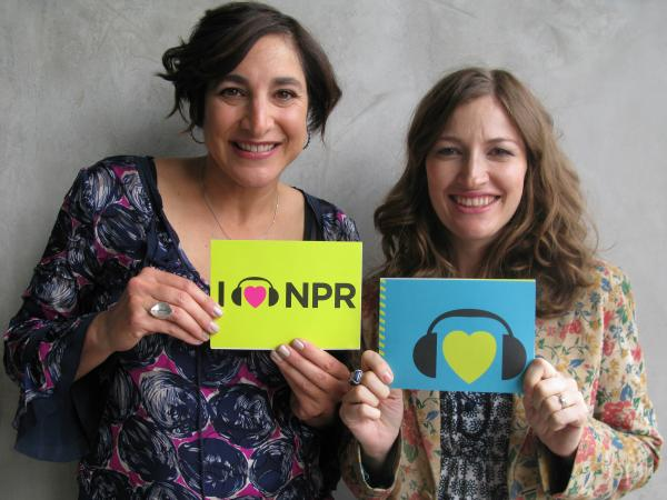 Once upon a time Pixar had no female lead characters, that is until <em>Brave</em> hit theaters last year. Producer Katherine Sarafian and actress Kelly Macdonald talked about the movie, now nominated for animated feature film, on <em>Morning Edition</em>. No fairy tales here: Sarafian and Macdonald heart NPR. (http://n.pr/LajBTt)