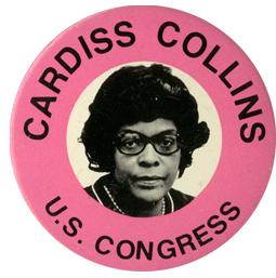Collins, the longest serving black woman in the history of Congress, retired after 1996.  She died Feb. 3.