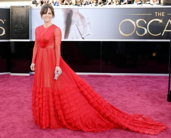 Sally Field, nominated for best supporting actress in <em>Lincoln</em>