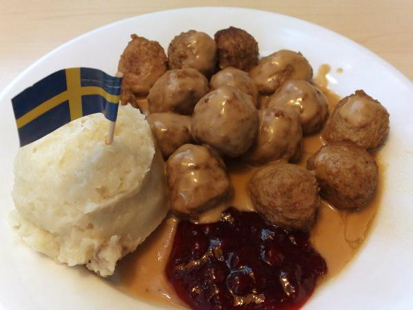 For many, Swedish meatballs are part of the allure of shopping at Ikea.