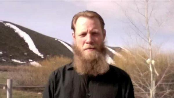 Bob Bergdahl, Bowe's father, released a video in May asking Pakistan's military for help in finding his son. Image via robertbergdahl/YouTube