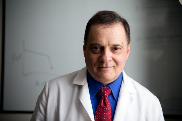 Dr. Paul Simonelli is the Director of Thoracic Medicine at Geisinger Medical Center and plans to research the affects of fracking on respiratory illnesses like Asthma.