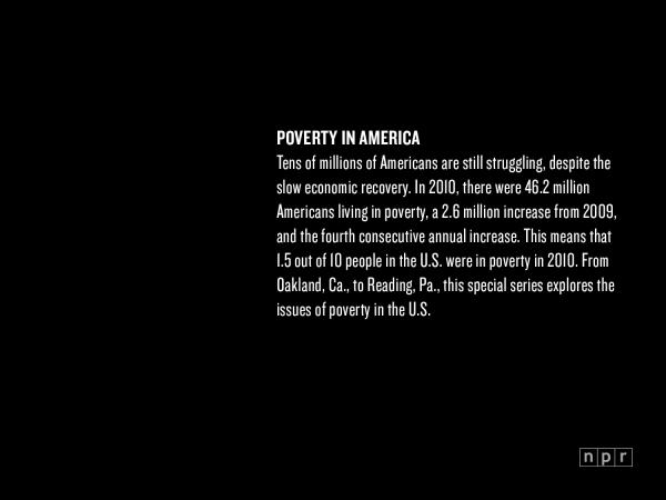 Poverty in America