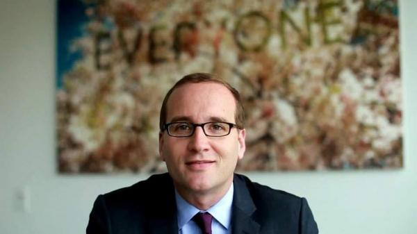 Chad Griffin, president of the Human Rights Campaign, based in Washington, D.C.