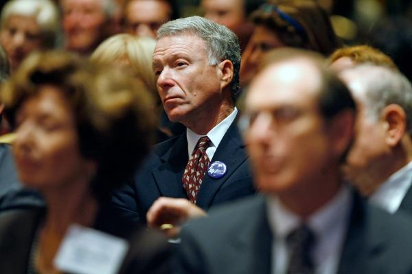 "Former chief of staff to Vice President Dick Cheney, I. Lewis ""Scooter"" Libby in 2007."