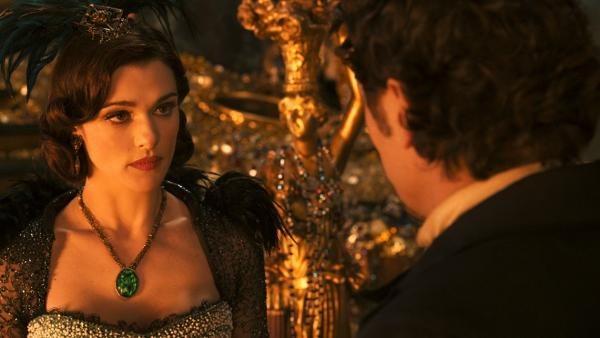 Rachel Weisz plays the witch Evanora in director Sam Raimi's upcoming <em>Oz: The Great and Powerful.</em> The film is one of nine upcoming Oz adaptations and tackles more frightening and adult themes than those that came before it.