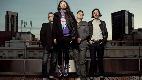 Cafe Tacvba will headline the <em>Alt.Latino</em> showcase in Austin on March 14 during South By Southwest.
