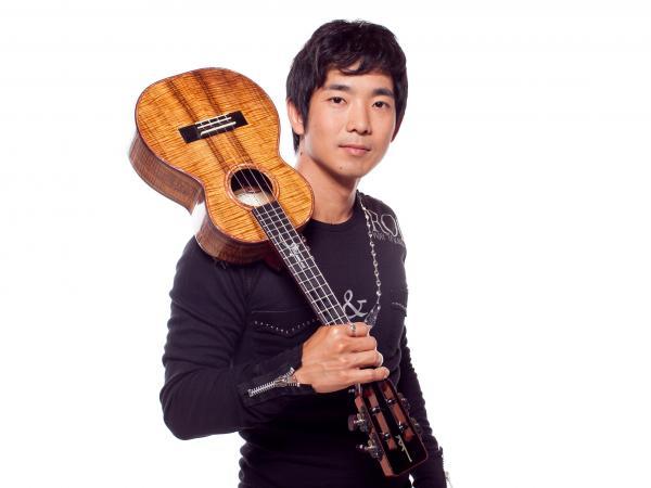 Jake Shimabukuro.