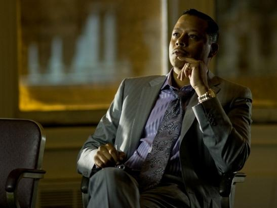 Alphonse (Terrence Howard) is a testy, demanding druglord with an elegant edge. His call for revenge powers the film's excessively twisty plot.