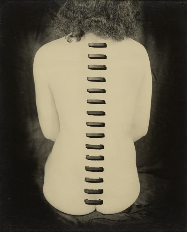 <em>Stapled Flesh,</em> 1949
