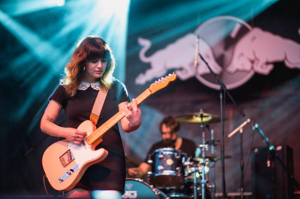 Best Coast was absolutely sparkling at the Red Bull Sound Select Stage.