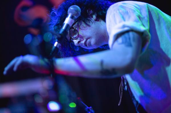 Youth Lagoon, led by keyboard player and singer Trevor Powers, released its second album, <em>Wondrous Bughouse</em>, on March 5. The band played on the indoor stage at Stubb's in Austin, Texas.