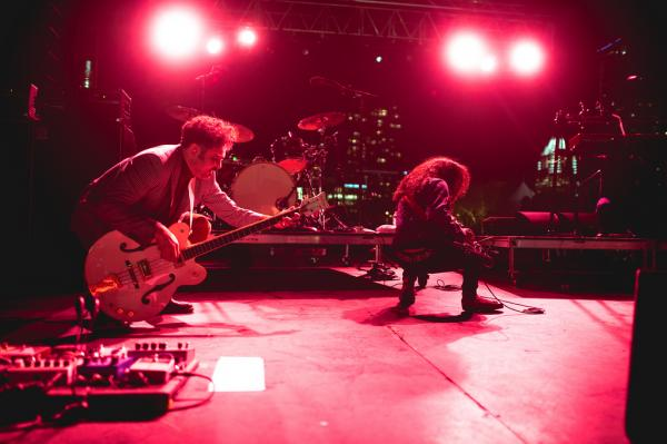 Latin rock pioneers Café Tacvba show everyone why they're living legends at <em>Alt.Latino</em>'s SXSW showcase.