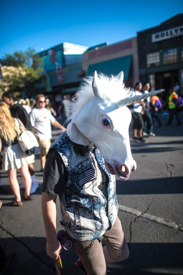 Submissive Unicorn is your new band name.