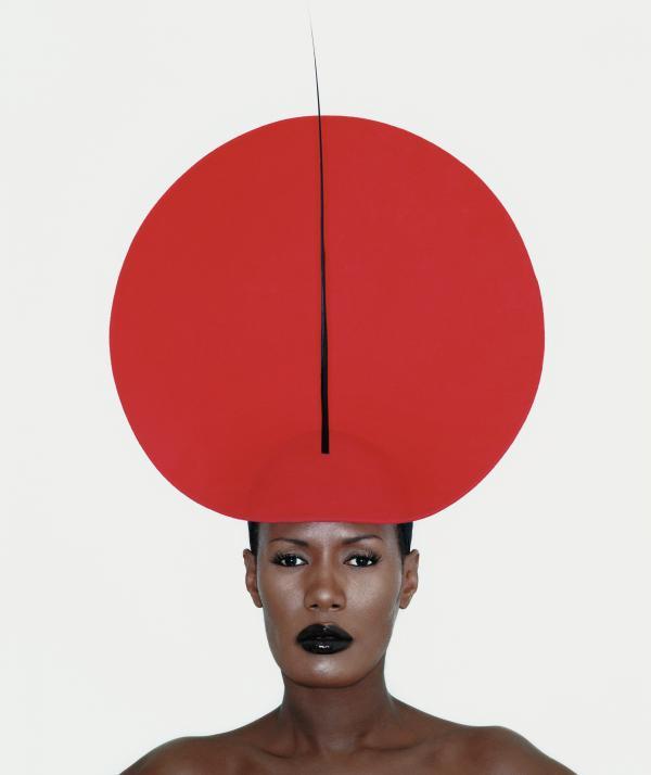 Grace Jones. London, 1998.