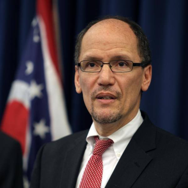 Thomas E. Perez, assistant attorney general at the Justice Department's Civil Rights Division, is expected to be President Obama's nominee for the post of Labor secretary.