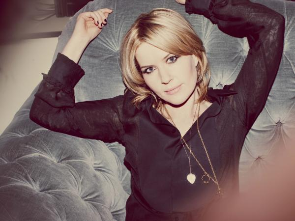 Dido's new album is <em>The Girl Who Got Away.</em><em></em>
