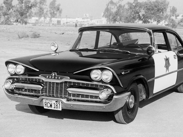 Car 54 itself was a Dodge DeSoto.