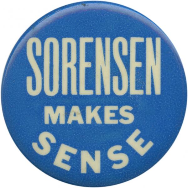 Sorensen sought the Dem Senate nod from N.Y. in 1970.