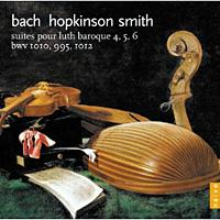 Hopkinson Smith plays Bach.