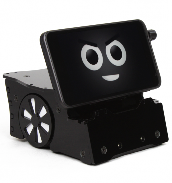 Overdrive Robotics' Smartbot uses your smartphone as a brain.