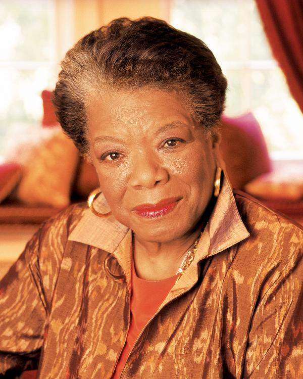 Maya Angelou is most famous for her poetry, autobiographies and essays, although her career has also included journalism, acting, dancing, screenplay writing and more. Her latest book is called <em>Mom & Me & Mom.</em>