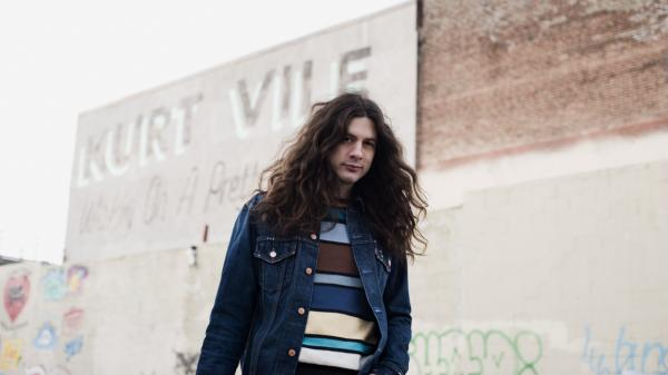 Kurt Vile's new album, <em>Wakin on a Pretty Daze</em>, comes out April 9.