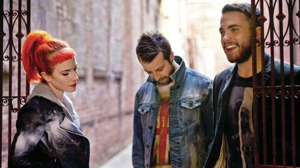 <em>Paramore</em> is the pop-punk band's self-titled fourth album.