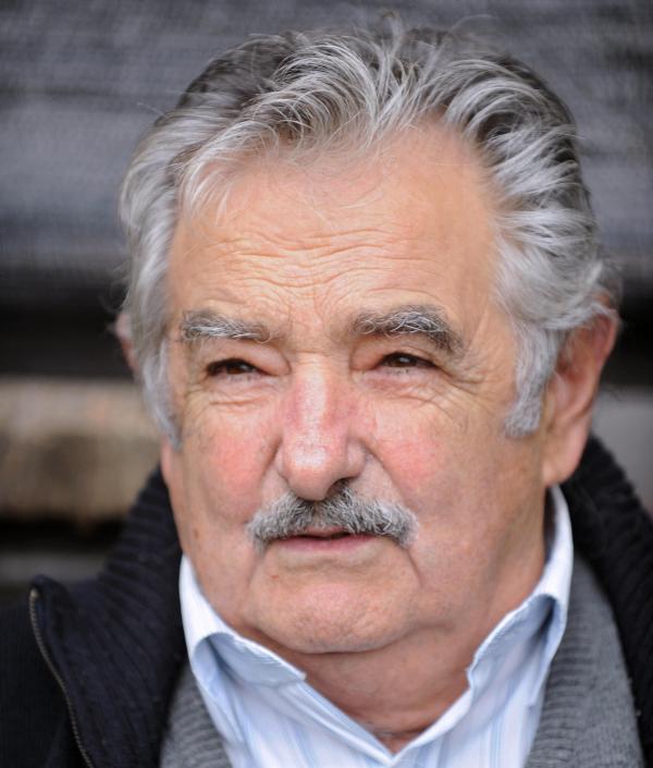 Uruguayan President Jose Mujica.