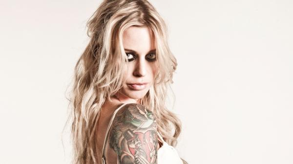 Gin Wigmore's new album is called <em>Gravel & Wine</em>.