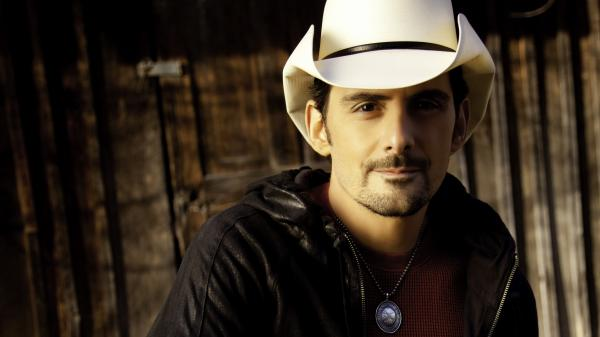 Brad Paisley's new album is titled <em>Wheelhouse</em>.