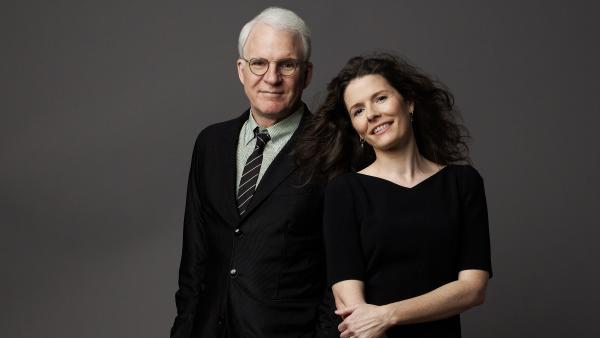 Steve Martin and Edie Brickell's first album together, <em>Love Has Come for You</em>, comes out April 23.