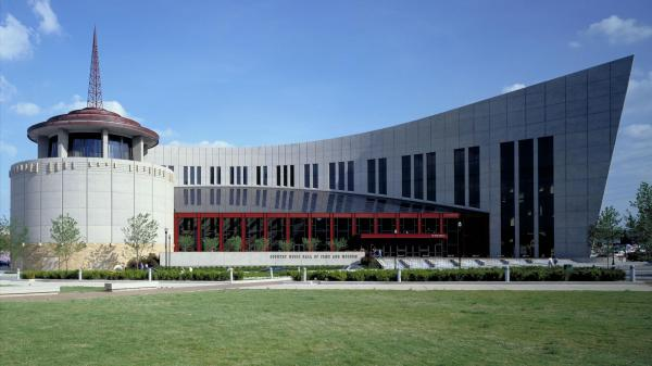 The Country Music Hall of Fame and Museum in Nashville, Tenn.