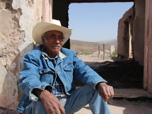 Catarino Oreste Vasquez, 70, says residents of Boquillas, Mexico, yearn for visitors now that the border crossing has reopened.