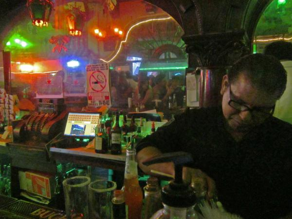 For almost a century, the Kentucky Club, just three blocks from the international bridge, has been a nightlife destination for residents of El Paso and Ciudad Juarez.